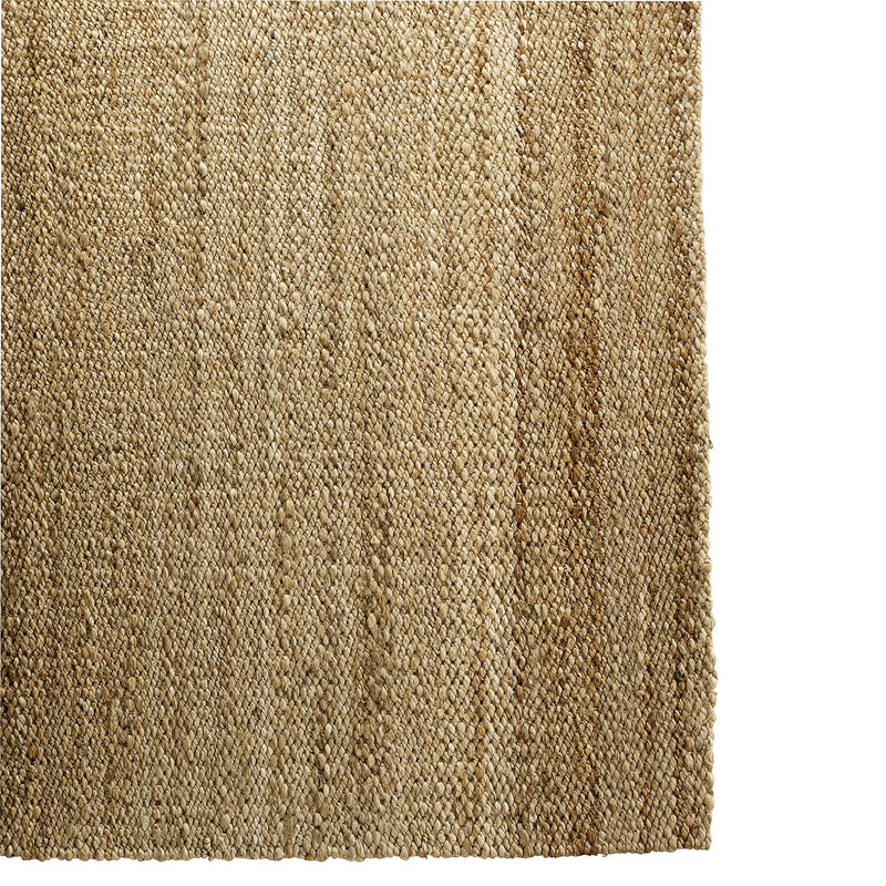 Natural Hemp & Jute Rug | Design Vintage