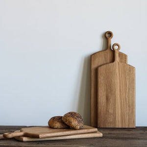 Levi Oak Bread Boards