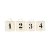 Set of Numbered Storage | Design Vintage