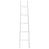 White Bamboo Ladder