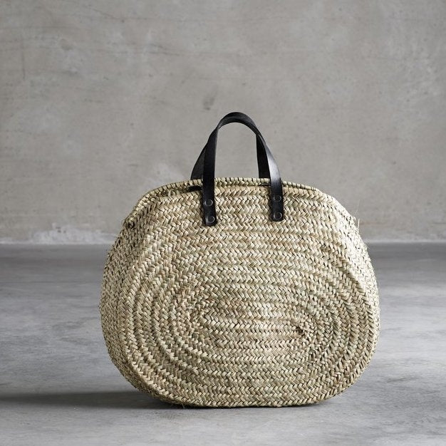 Moroccan Shopping Basket