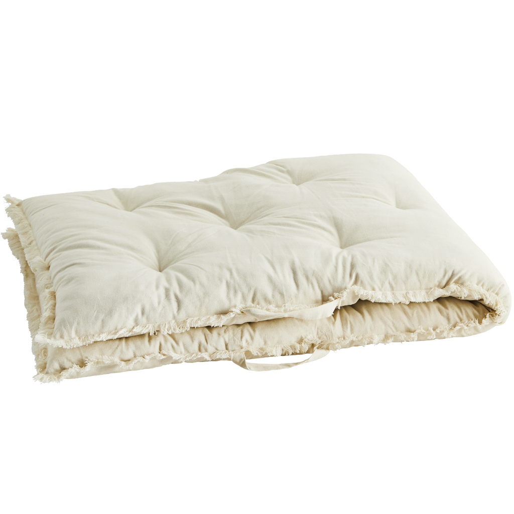 White Mattress Cushions | Design Vintage