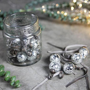 Adisa Jar of Antique Baubles | Design Vintage