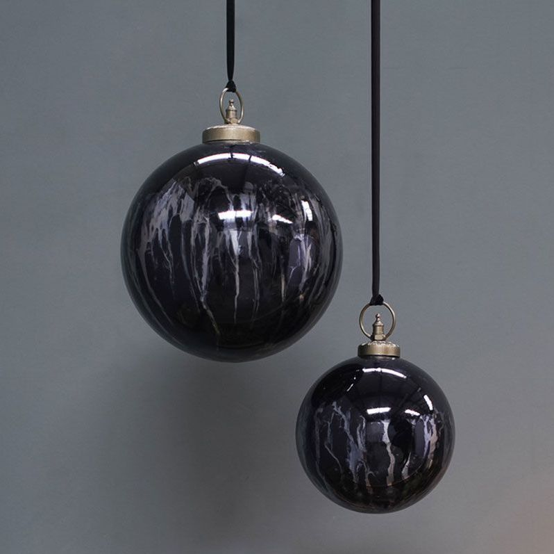 Giant Danoa Smoke Baubles | Design Vintage