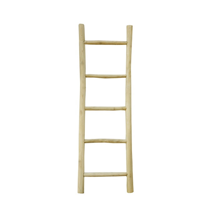 Teak Wood Ladder | Design Vintage