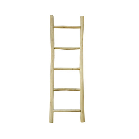 Teak Wood Ladder