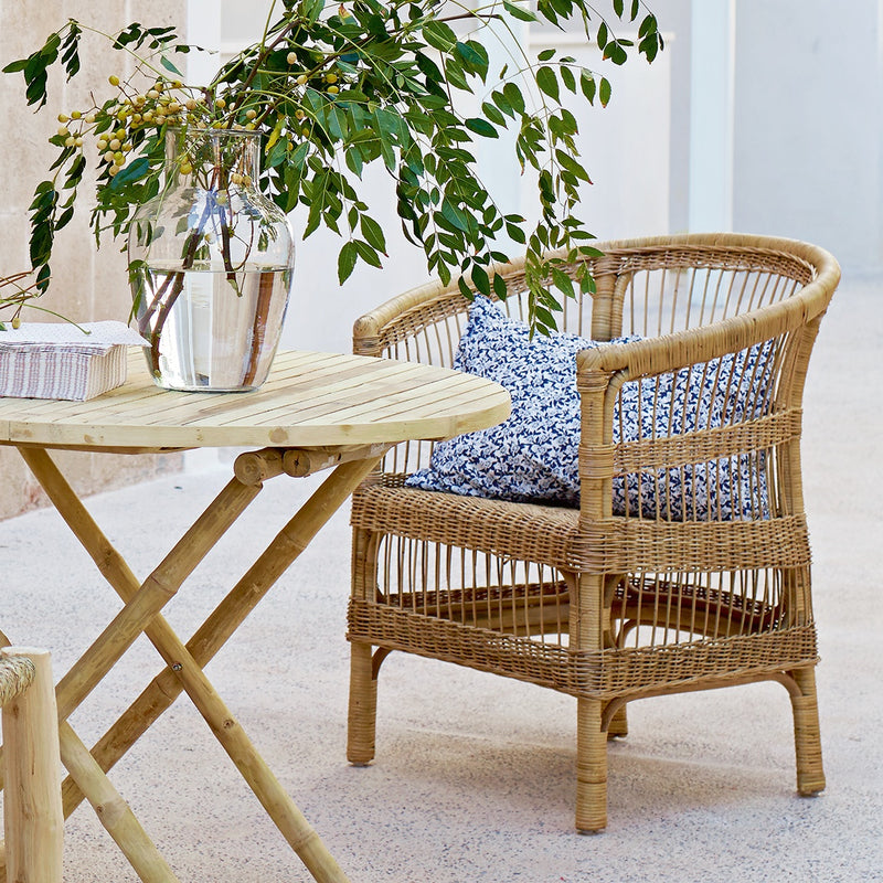 Palma Rattan Chair | Design Vintage