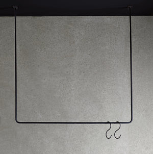 Iron Hanging Rail | Design Vintage