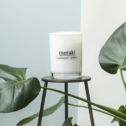 Meraki Sandalwood Candle
