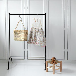 Low Iron Clothes Rail | Design Vintage