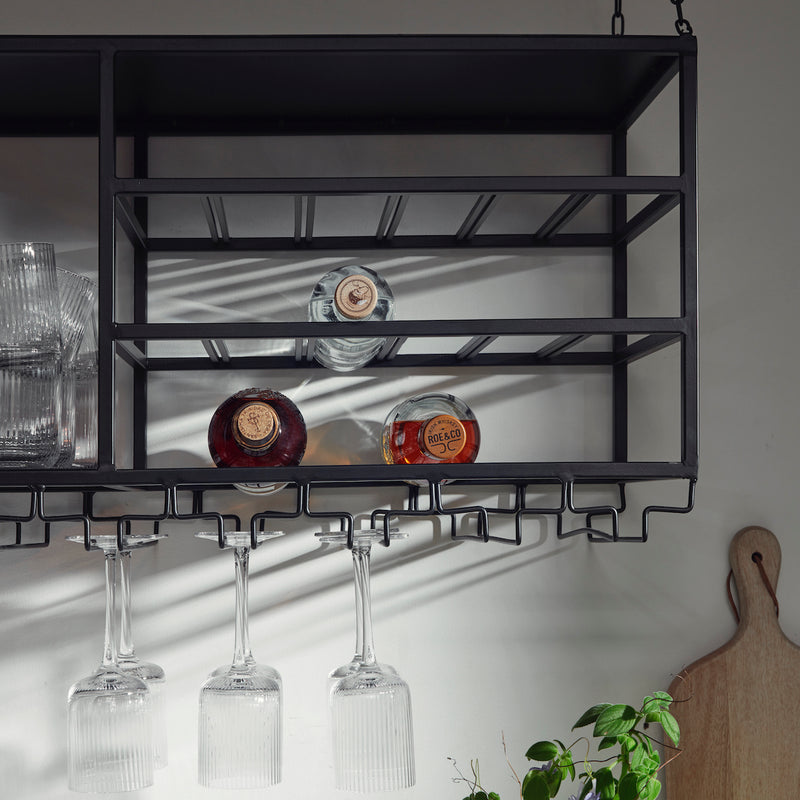Loft Rack Shelving
