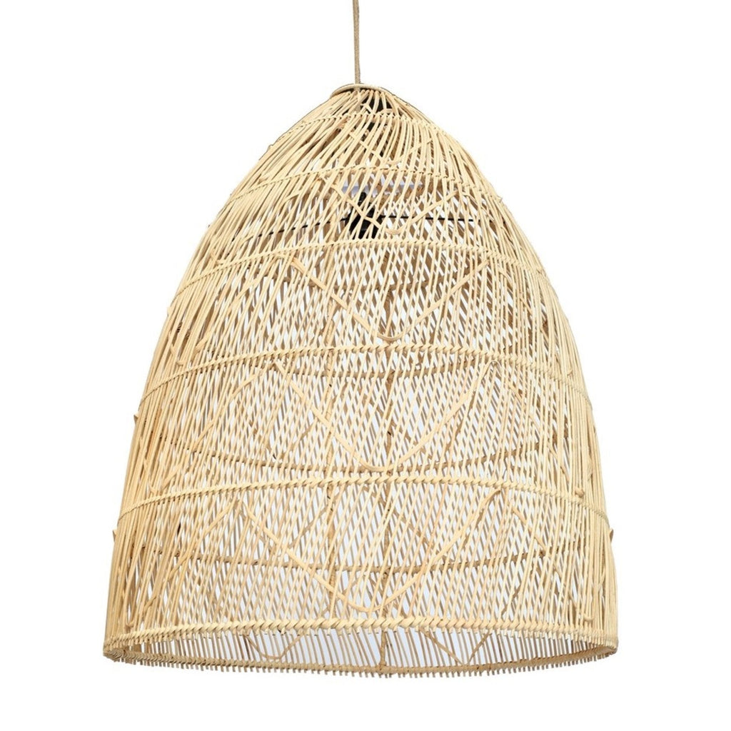 Twister Rattan Lampshade