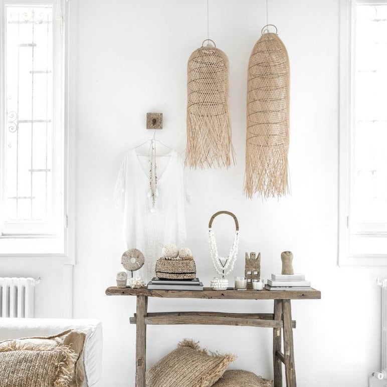 Squid Natural Lampshade
