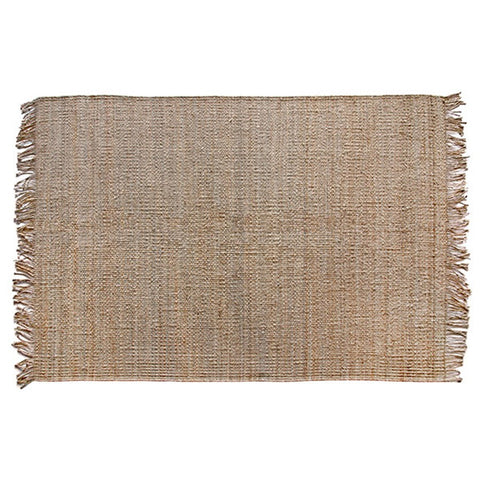 Large Jute Room Rug | Design Vintage