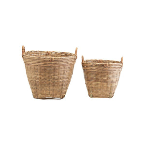 Set of Large Traditional Baskets