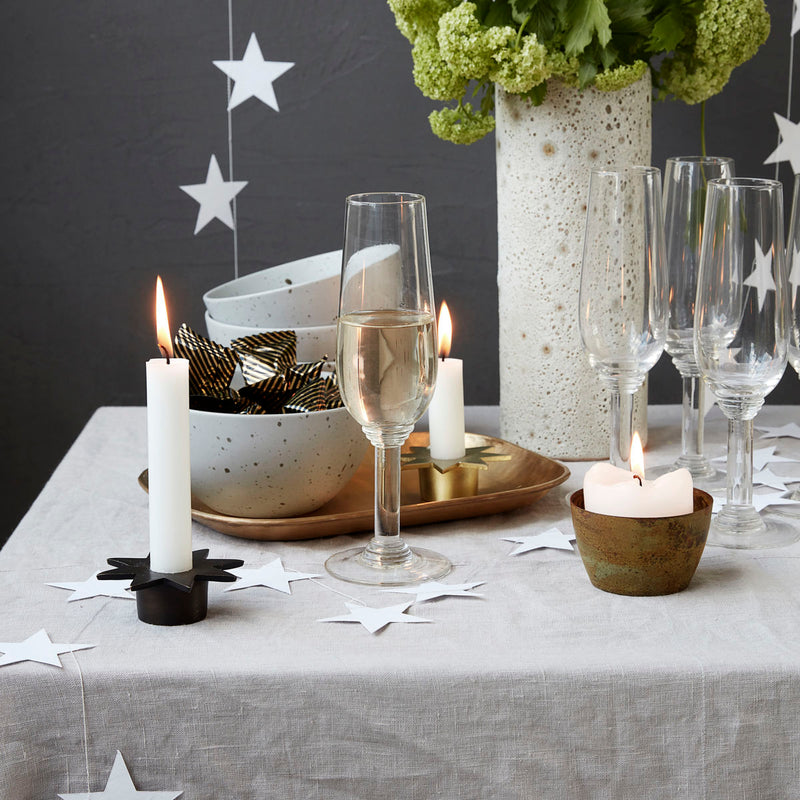 White Star Garland | Design Vintage