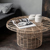 Rattan Coffee Table | Design Vintage