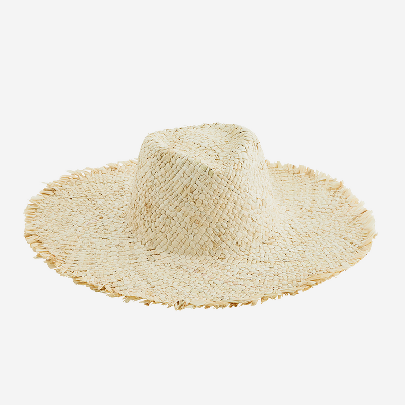 Natural Maise Hat