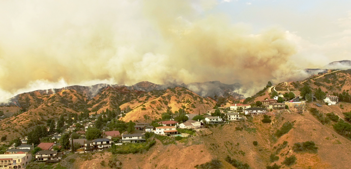 Remove Wildfire Smoke From Your Home