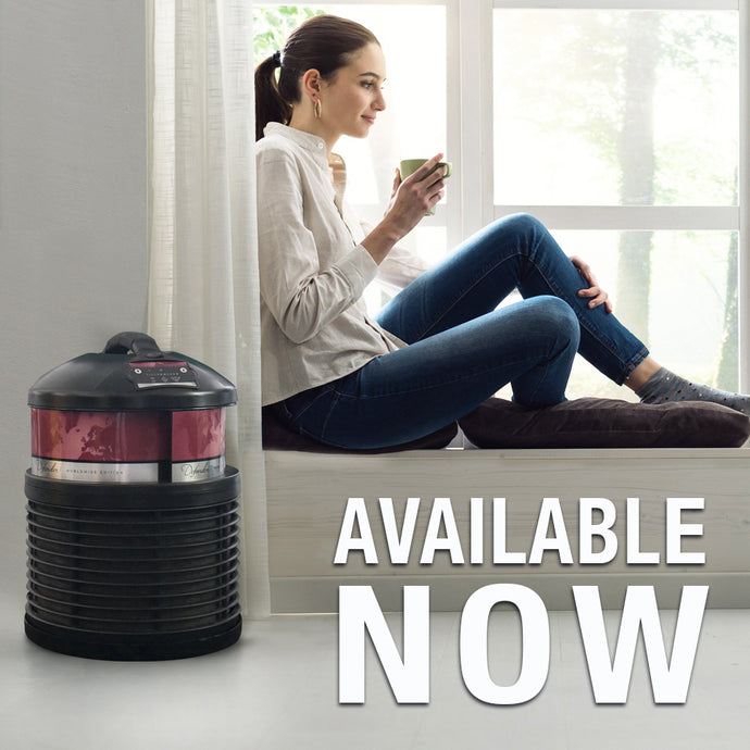 Air Purifier for Wildfire Smoke
