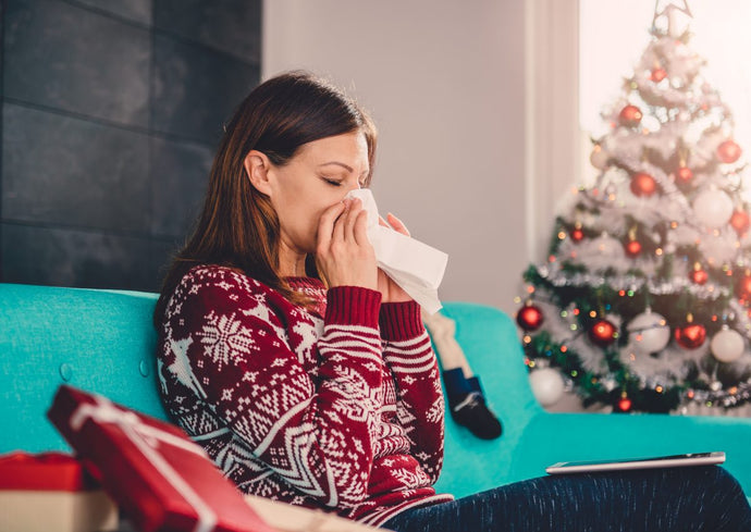 How to avoid getting sick during the holidays