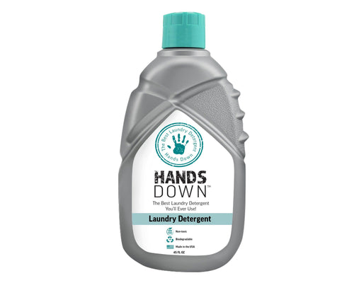 Hands Down Laundry Detergent - The Best Laundry Detergent You'll Ever Use!