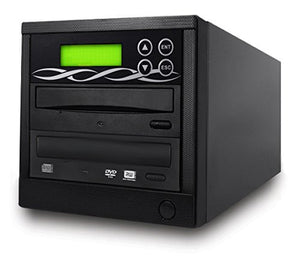 Bestduplicator BD-LG-1T 1 Target 24x SATA DVD Duplicator with Built-In LG Burner (1 to 1)