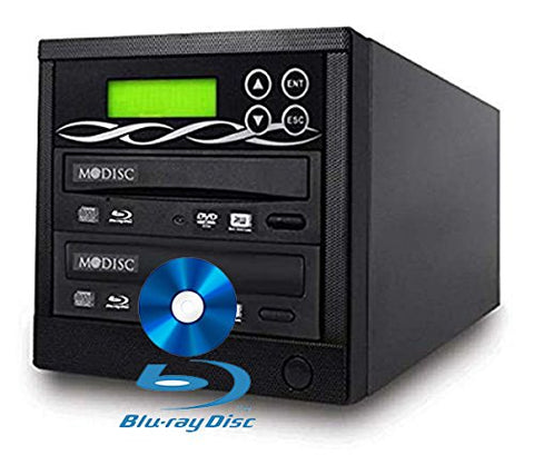 BestDuplicator 1 to 1 Blu-ray BD BDXL M-Disc CD DVD Duplicator