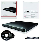 LG Ultra Slim Portable DVD Writer External Burner