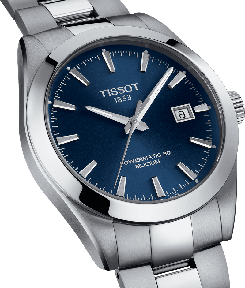 Tissot Gentleman Powermatic 80 Silicium