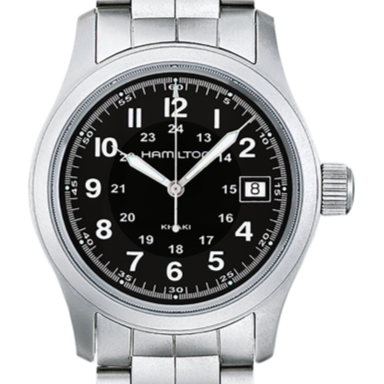Hamilton Khaki Field Quartz 38mm