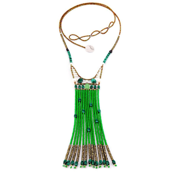 Collana FENICE Long Green