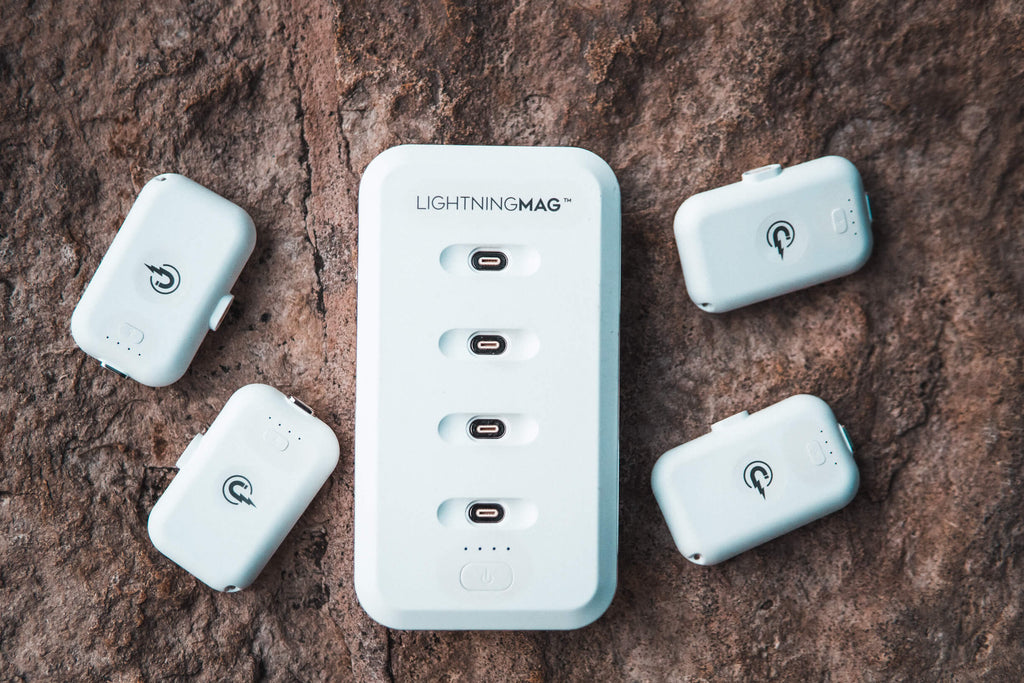 LIGHTNINGMAG™ MAG POWER BANK