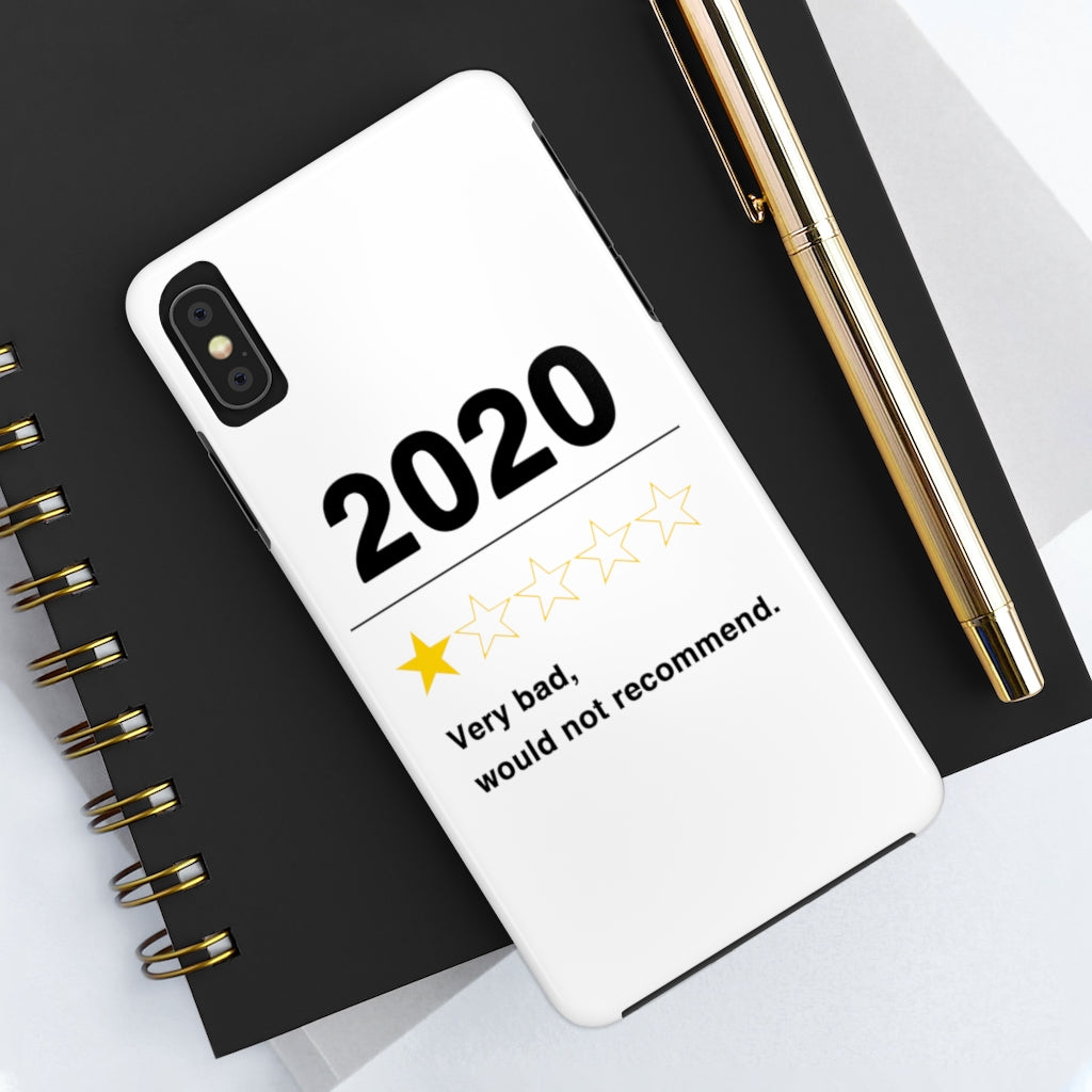 2020 Very Bad Would Not Recommend iPhone Cases
