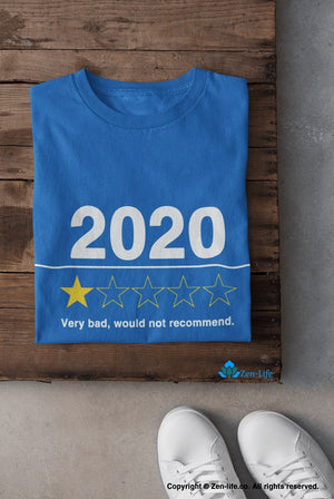 2020 Very Bad Would Not Recommend Shirt Classic T-Shirt