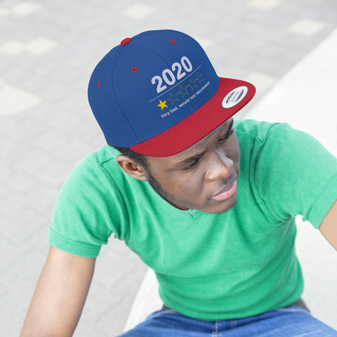 Image of 2020 Very Bad Would Not Recommend Snapback