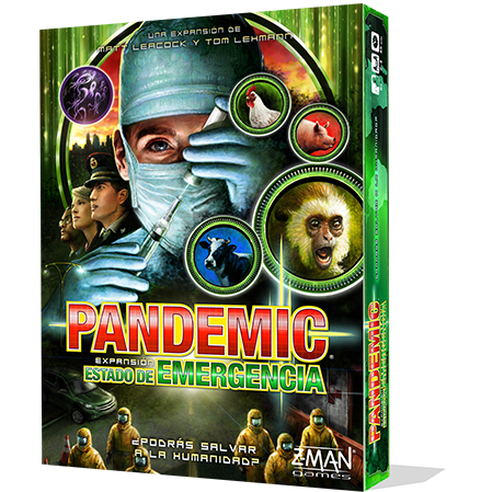 Pandemic Estado de Emergencia - cafe2d6