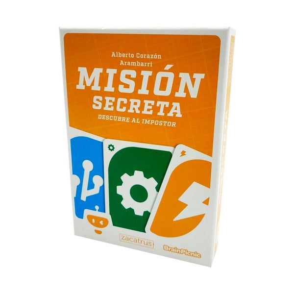 Misión Secreta - cafe2d6
