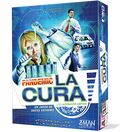 Pandemic La Cura - cafe2d6