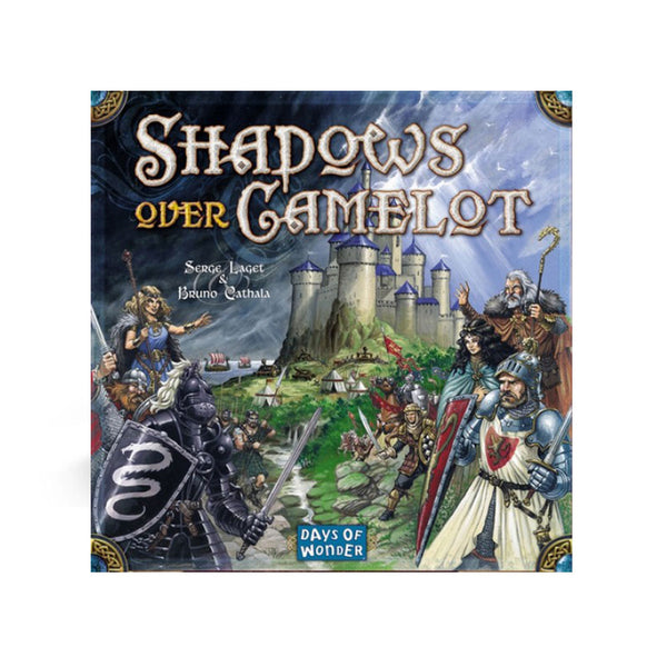 Shadows over Camelot - cafe2d6