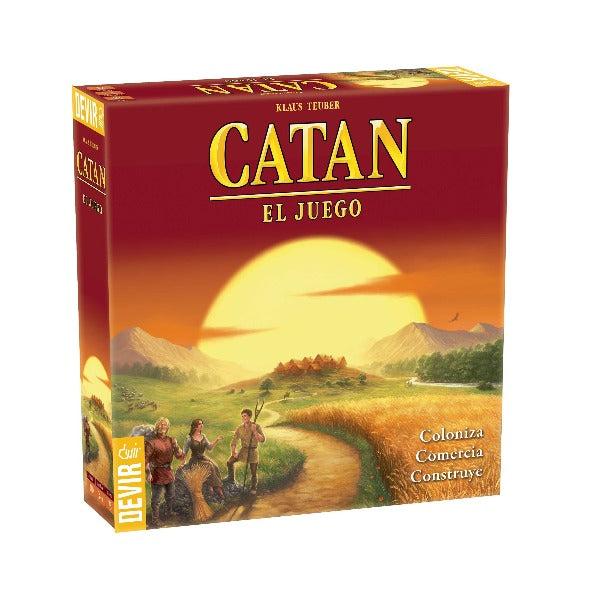 Catan base - cafe2d6