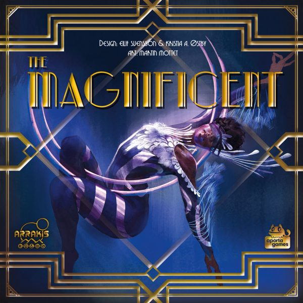 The Magnificent - cafe2d6