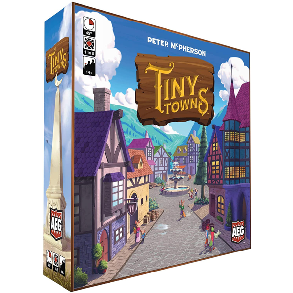 Tiny Towns - cafe2d6
