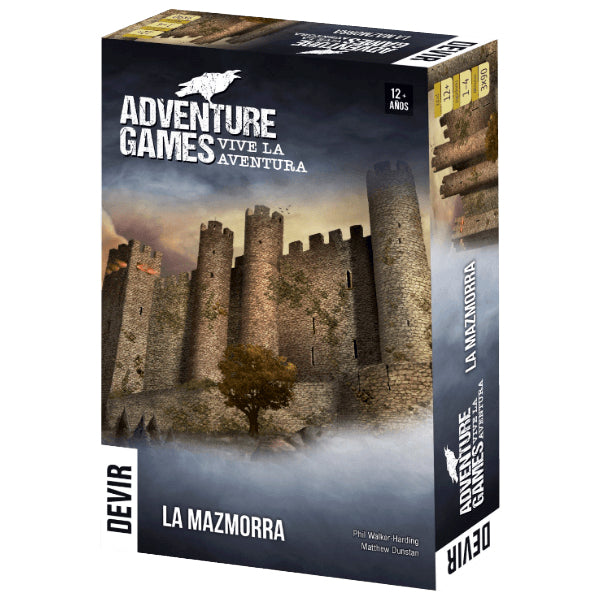 Adventure Games: La Mazmorra - cafe2d6