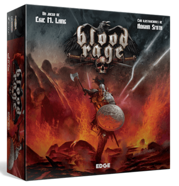 Blood Rage - cafe2d6