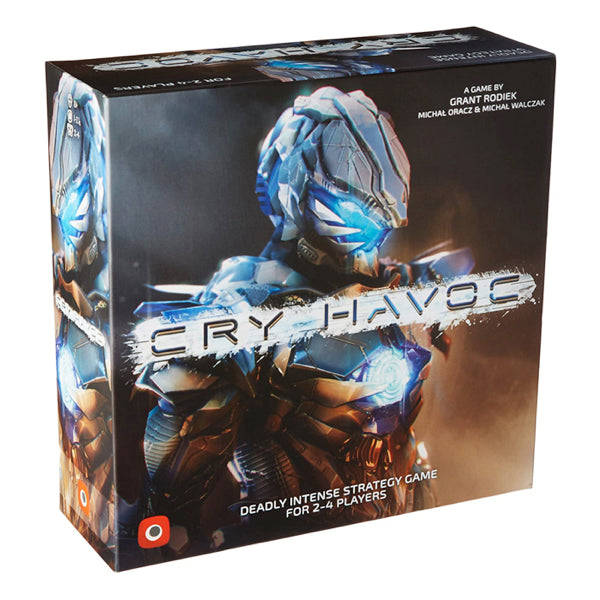 Cry Havoc - cafe2d6