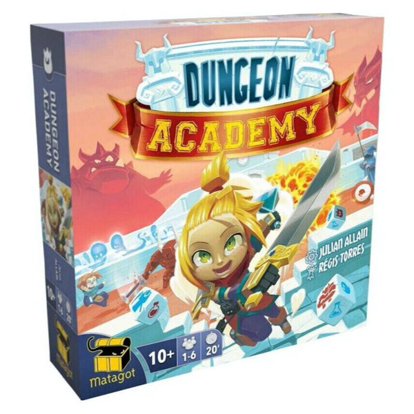 Dungeon Academy - cafe2d6
