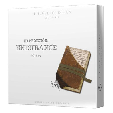 TIME Stories Expansión 4 - Expedición Endurance