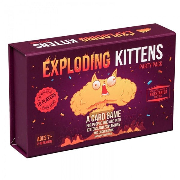Exploding Kittens Party Pack - cafe2d6