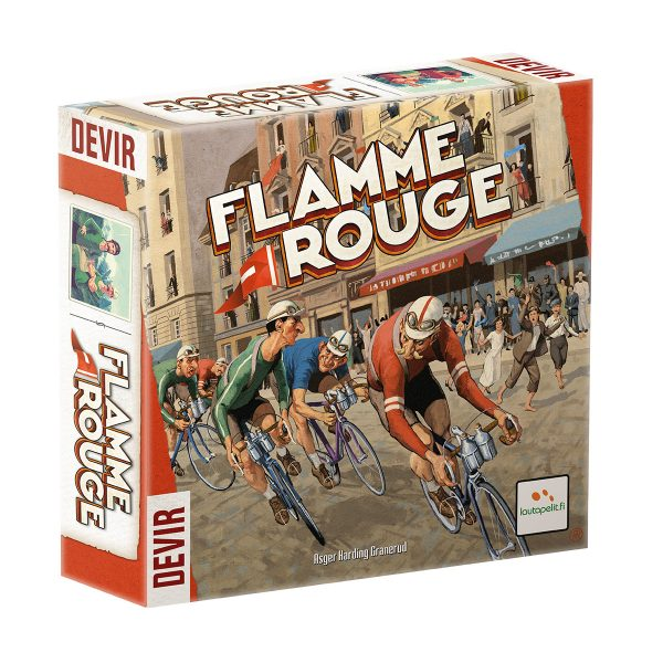 Flamme Rouge - cafe2d6